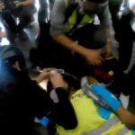 中槍印尼女記者 促公開警員身分
