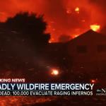馬鞍嶺山火僅控制33% 煙塵飄進巴沙迪那