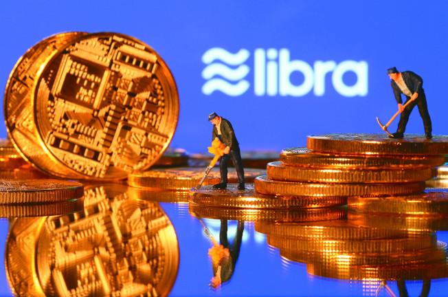 繼PayPal後,Mastercard、Visa、eBay和Stripe等公司11日宣布,將退出臉書的加密貨幣Libra計畫。(路透)