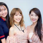 林明禎跟粉絲勾纏 母姊同台真實臉蛋「網友看呆」