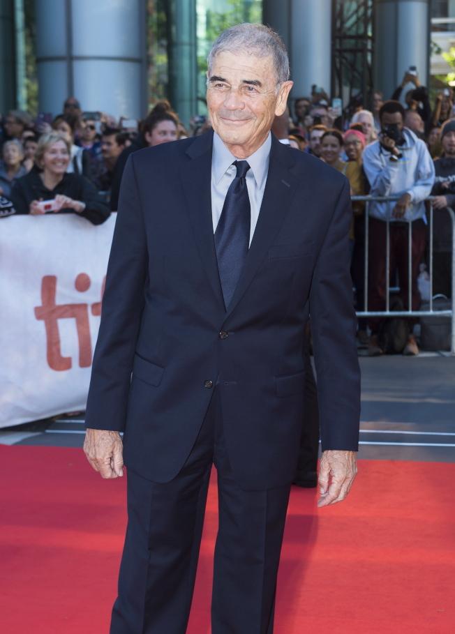 勞勃佛斯特晚年參與多部當紅劇集,包括《絕命毒師》影集與電影。(美聯社資料照片)