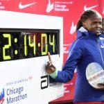 馬拉松╱肯亞寇絲蓋 寫下女子馬拉松新世界紀錄