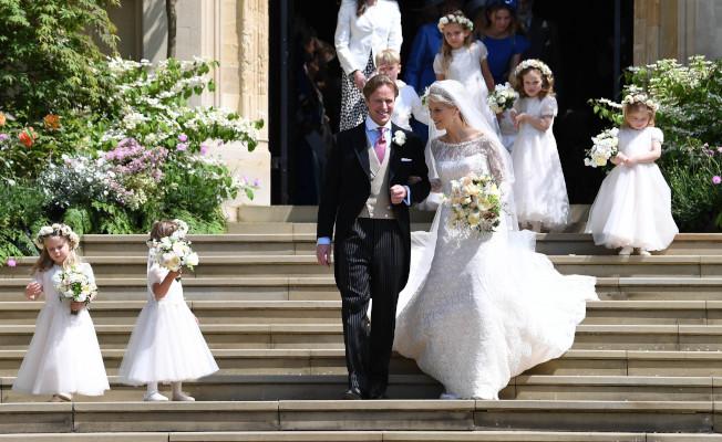 很多新人聘請婚禮策畫人作全程婚禮安排,然而這亦是近半已婚者感到後悔的花費。(Getty Images)