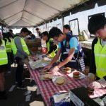 聖縣多元文化節 華人志工開心服務