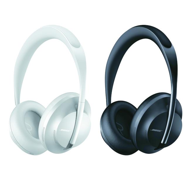 Bose 700無線消噪耳機,提供黑、銀兩色。(取材自Bose)