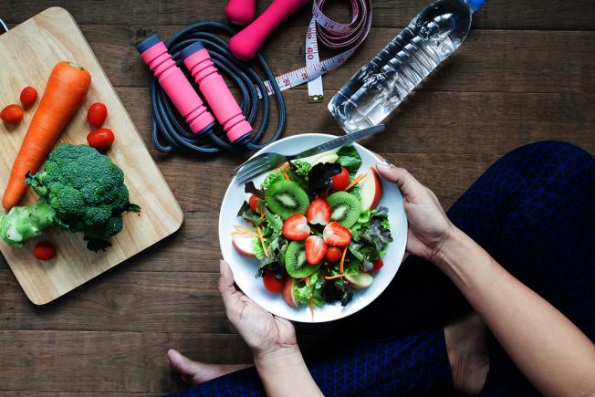 吃素仍須兼顧均衡才是健康之道。(取材自ingimage)