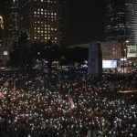 港民集會聲援美香港人權法案 港府表遺憾