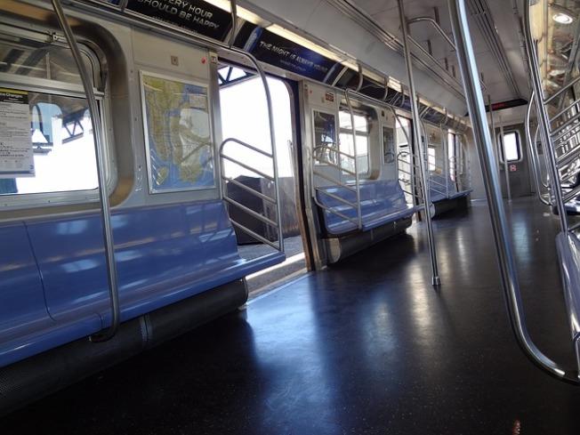 紐約地鐵。圖/Pixabay