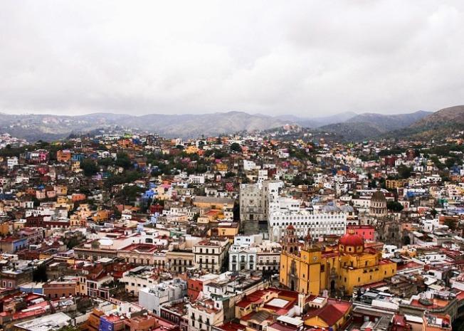 墨西哥。圖/Pixabay