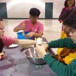 文化種子教師研習 動手作綠豆糕