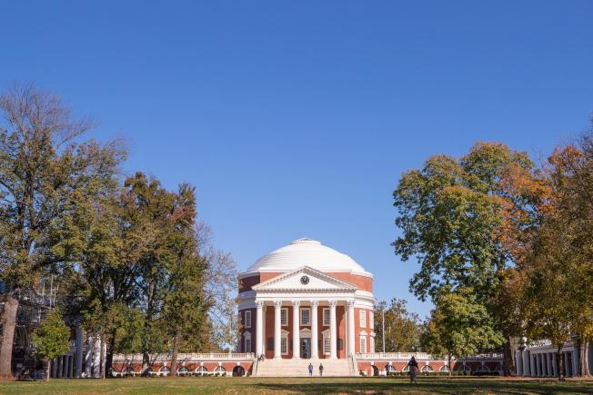 圖為維吉尼亞大學。(UVA)