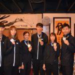 中華跆拳小將賭城征戰 抱回2金3銀2銅