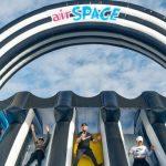 世界最大彈跳房 奇士美市歐夏菈傳承公園19日開放