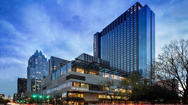 奧斯汀JW萬豪酒店被評為德州最佳旅館之首。(萬豪酒店網頁)