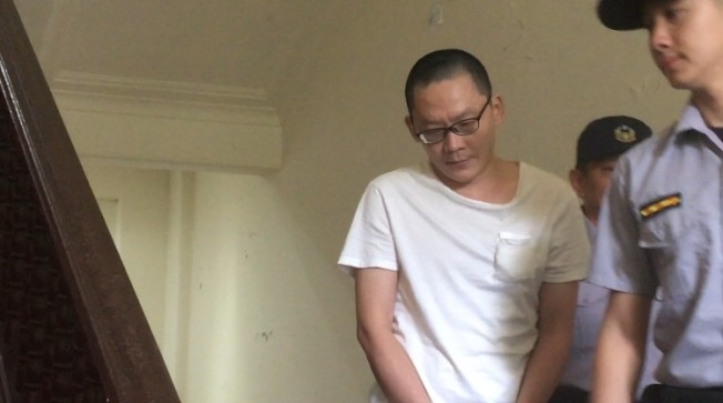 殺害小燈泡的凶手王景玉。(記者林孟潔/攝影)