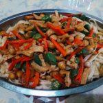 料理功夫|蔬食炒麵2道