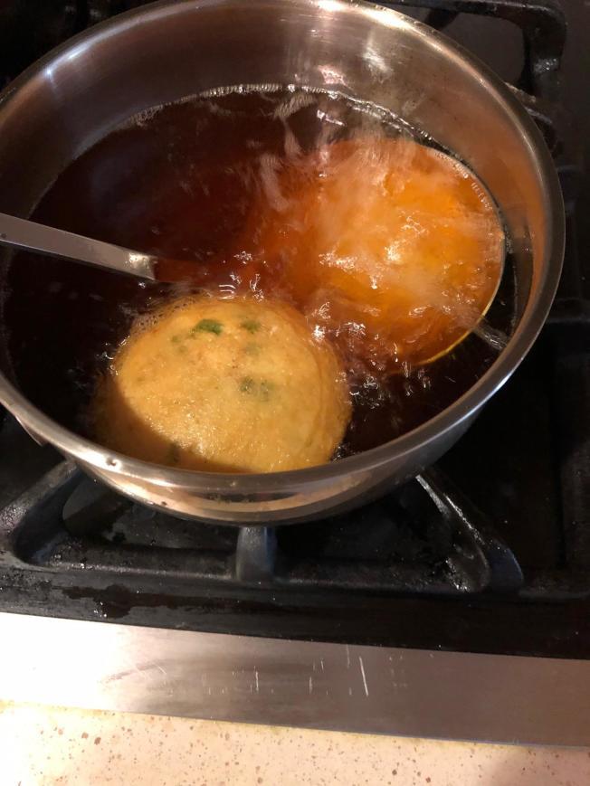 福州海蠣餅