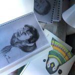 神州 | 50張學生素描 支教老師的畫出愛