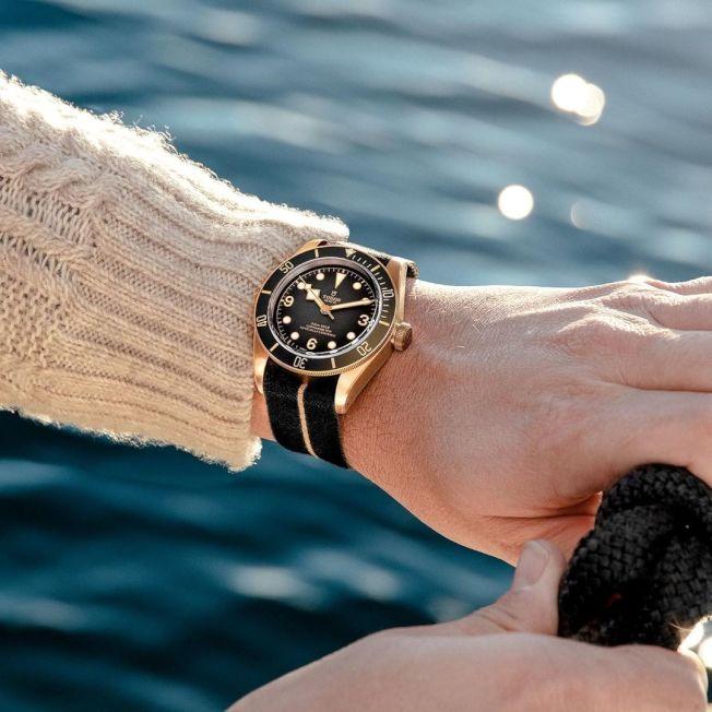 熱賣Black Bay Bronze系列腕錶,時尚百搭