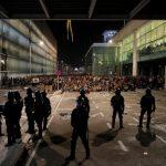 效法香港反送中 加泰隆尼亞獨派到國際機場抗議