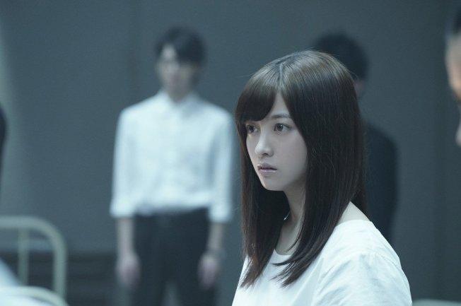 橋本環奈有「千年一遇美少女」的名號。圖/中影提供