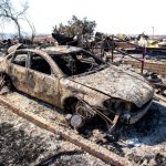 內陸野火撲滅 兩死 76屋燒毀 部分居民已返家