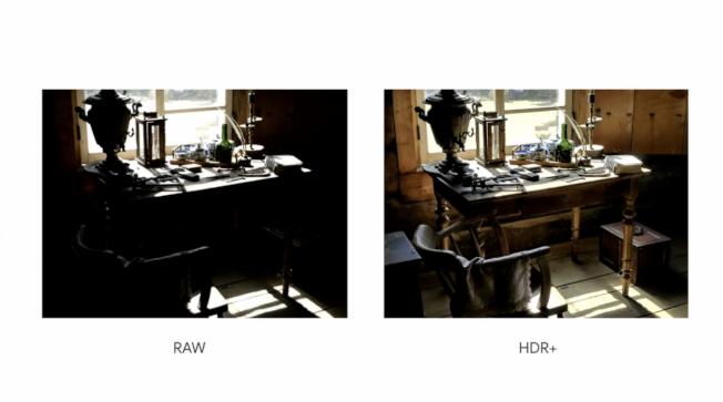 Pixel 4系列相機功能再升級,包含HDR+強化模式。(取材自發表會)