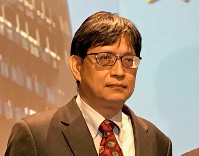 中央銀行副總裁陳南光。記者陳怡慈/攝影