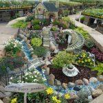想像力建造的精靈花園
