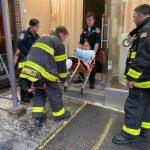 華埠百年義大利餅店失火 3員工燒傷