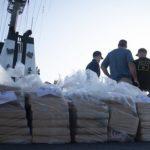 中南美外海太毒了 海防隊查獲6000磅古柯鹼