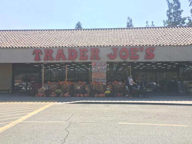 Trader Joe's季節限定商品受到民眾喜愛。(記者王全秀子/攝影)