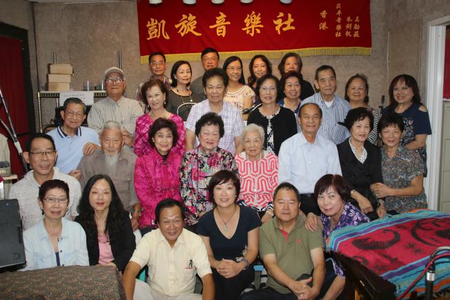 凱旋音樂社慶祝成立42周年推出「粵曲粵劇會知音」。(凱旋音樂社提供)