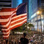 美推香港人權法 中國人大嗆顛倒黑白、粗暴干涉內政
