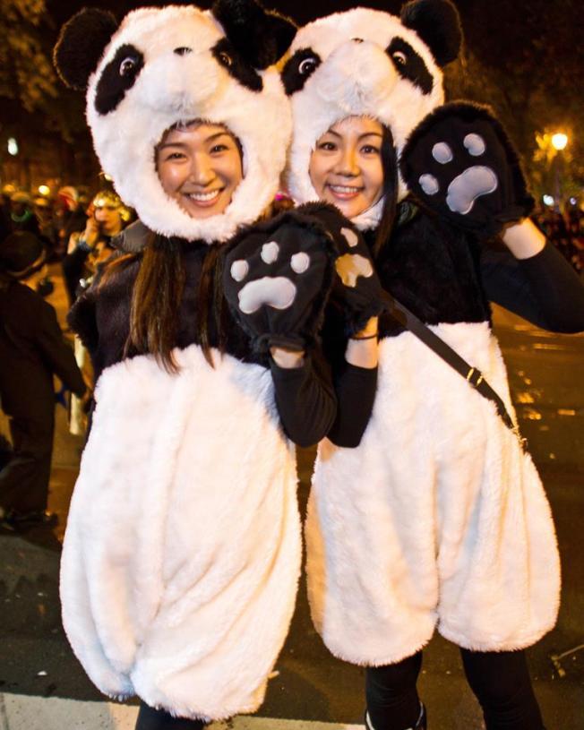 格林威治村萬聖節大遊行,被譽為全美最大慶典活動之一。(取自臉書)