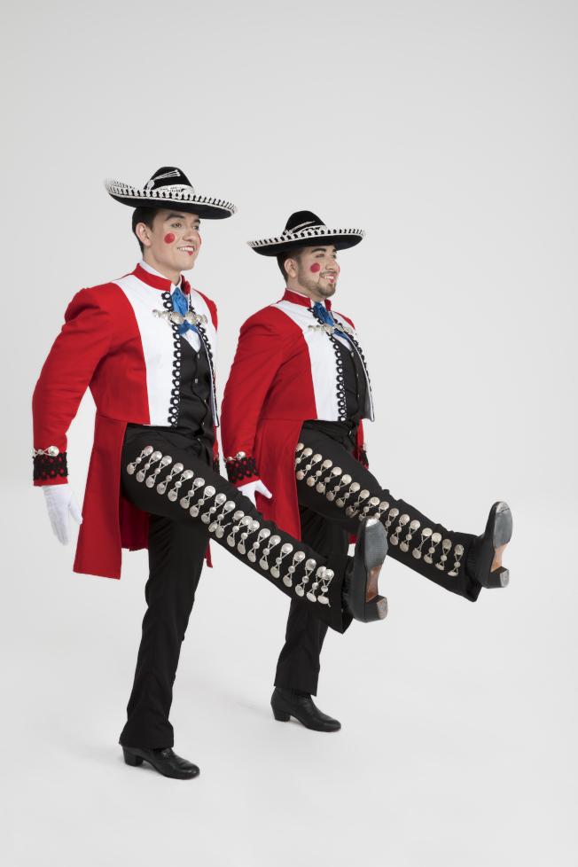 卡爾普伊墨西哥舞蹈團將在皇后劇院首演「亡靈節」。(皇后劇院提供)