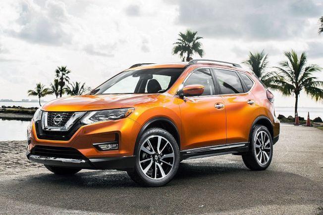現行版Nissan Rogue/X-Trail已進入大改款週期。圖/Nissan提供