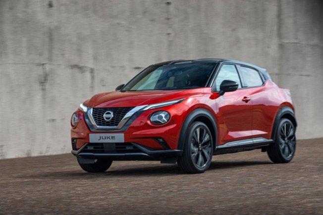 第二代Nissan Juke首波動力為搭載1.0升三缸渦輪增壓引擎,最大馬力可輸出115hp/18.4kgm。圖/摘自Nissan