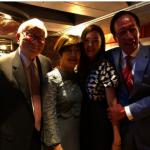 郭董70歲生日跟張忠謀夫婦一起過 願中華民國國富民強