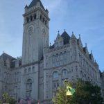 華府川普酒店被控非法牟利 聯邦法院將重新裁決