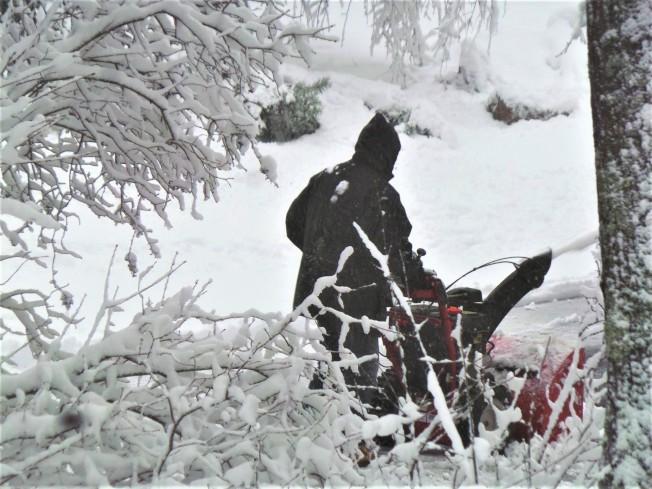 NOAA發布2019-2020冬季氣候預測,新英格蘭地區今年冬季可能比往年溫和。(記者唐嘉麗/攝影)