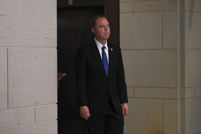 美國駐歐洲聯盟大使桑德蘭(Gordon Sondland)。(美聯社)