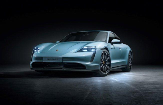 Porsche繼首波發表Taycan Turbo 與Taycan Turbo S 動力編成後,第三款全新動力 Taycan 4S正式入列。 圖/Porsche提供
