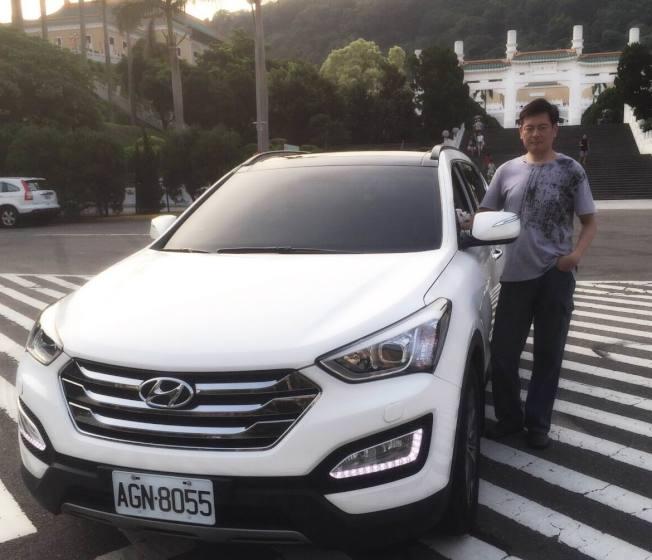 Jason專精包車暢遊全台灣