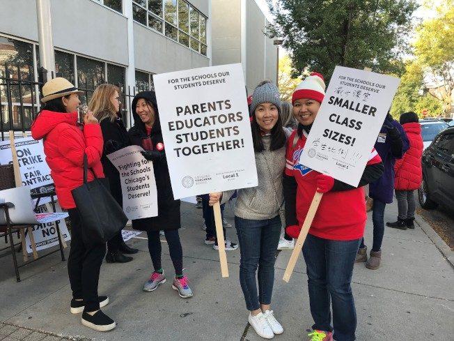 教師罷工第2天 芝市長:經費有限 不會讓步