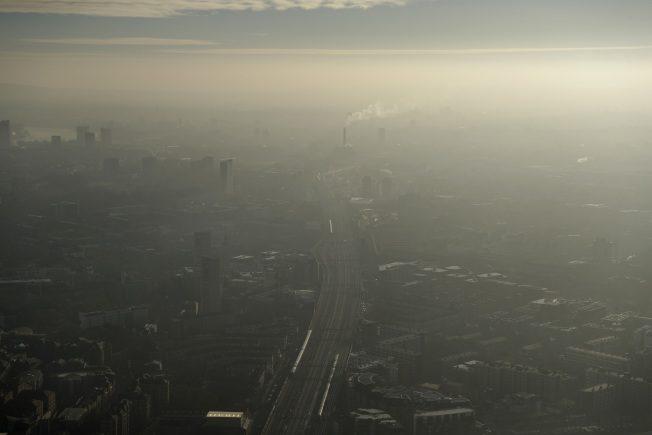 空氣品質太差 2016年歐洲41萬人早逝