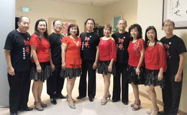 台大舞蹈班第三次參加美國華裔舞蹈協會舞展。(記者王若然╱攝影)