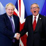 英與歐盟達成脫歐新協議 法德領袖肯定 英國會周六決戰