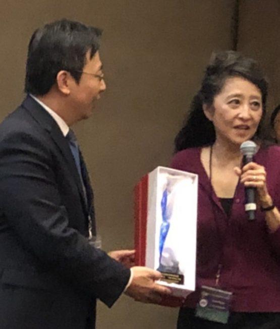 旅美科協全球創新峰會 華裔張遠教授獲獎