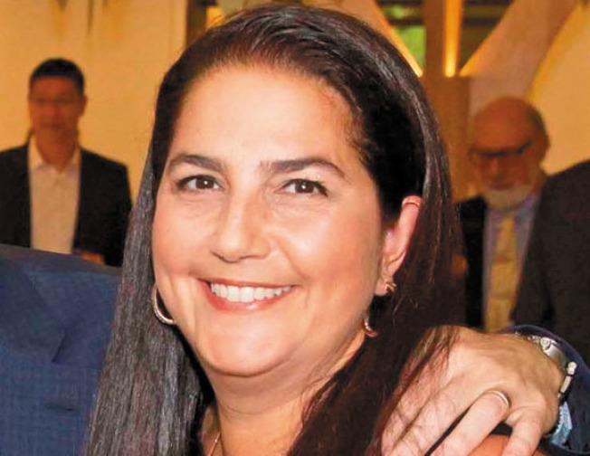 涉及美國大學入學弊案的51歲珠寶商克拉波(Marjorie Klapper,電視新聞截圖)